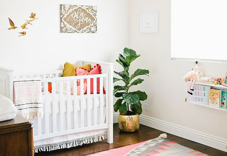 En el dormitorio infantil es importante mejorar la calidad del aire interior.