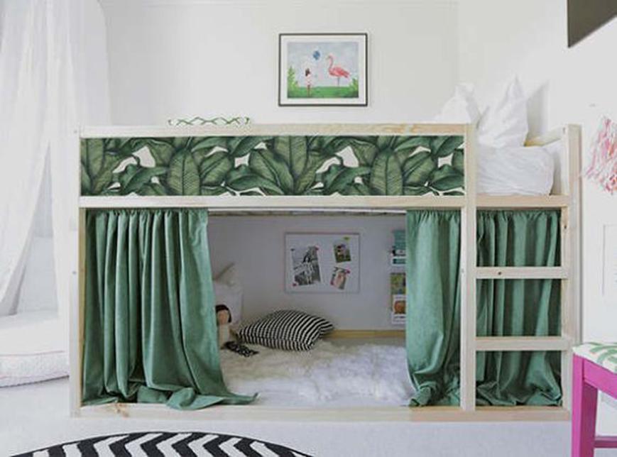 El Feng Shui aplicado al dormitorio infantil ayuda al desarrollo de los niños.