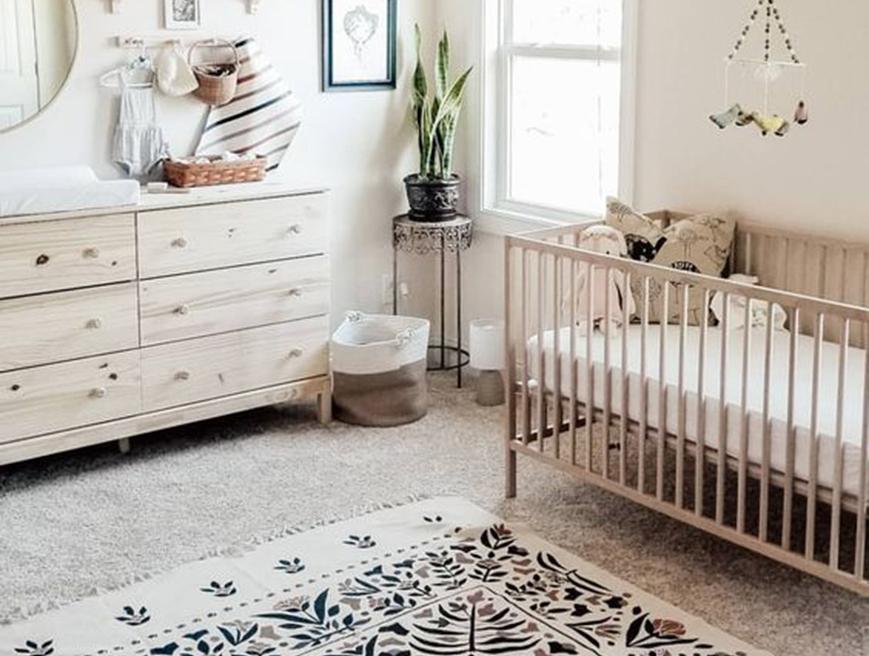 Para el descanso del bebé es importante reducir la contaminación electromagnética.